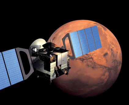 Since entering its operational, near-polar orbit, Mars Express has operated perfectly, delivering some of the most spectacular and scientifically valuable results ever received from the Red Planet.