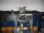 Der Projektor des kleinen Planetariums in Pirna ist Marke Eigenbau - und damit ein absolutes Unikat.