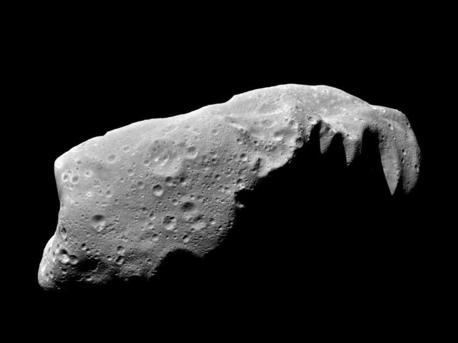 Der Asteroid 243 Ida - bislang keine Gefahr für die Erde