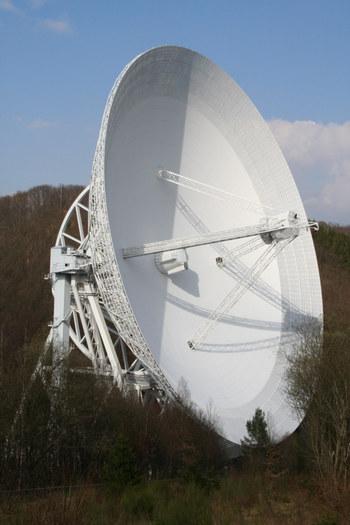 100-m-Teleskop Effelsberg