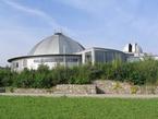 Die Sternwarte mit Planetarium in Kreuzlingen.