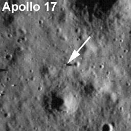 Mondmodule von Apollo 17
