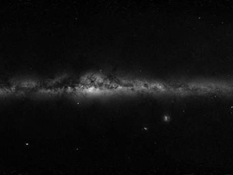 Learn more about the Galaxy by zooming into this picture on http://www.gigagalaxyzoom.org/