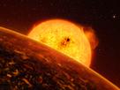Corot startete am 27. Dezember 2006 vom Weltraumbahnhof Baikonur in Kasachstan und ist die erste Satellitenmission, die nach Gesteinsplaneten außerhalb des Sonnensystems sucht.