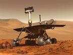 Im Januar 2004 landeten gleich zwei baugleiche Explorationsfahrzeuge der NASA auf dem Mars. In der Nähe des Marsäquators landete der Marsrover Opportunity, etwas weiter am Marsnordpol im Gusevkrater der Mars- Rover Spirit. Ziel der Mission war es, mögliche ehemals wasserführende Gebiete auf dem Mars geologisch zu untersuchen. Die 1,60 Meter langen und 1,50 Meter hohen Rover wiegen 185 Kilogramm. Ursprünglich sollten die Rover 90 Tage in über den Mars fahren, inzwischen sind sie mehr als fünf Jahre im Einsatz.