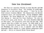 """Das Vorwort im """"Sternbüchlein 1910"""""""