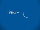 Der Mond begegnet der Venus.