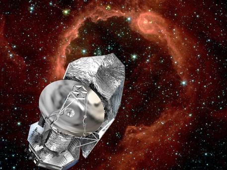 El observatorio de la ESA, Herschel tendrá una visión sin precedentes del universo frío, la reducción de la brecha entre lo que se puede observar desde el suelo y las misiones al espacio con anterioridad de este tipo.