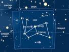 Das Sternbild Hase liegt zu Orions Füßen.