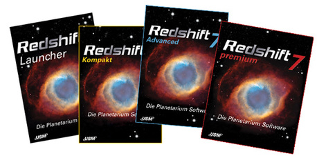 Besides the free Launcher the Redshift 7 product family includes the Compact, Advanced and Premium version.