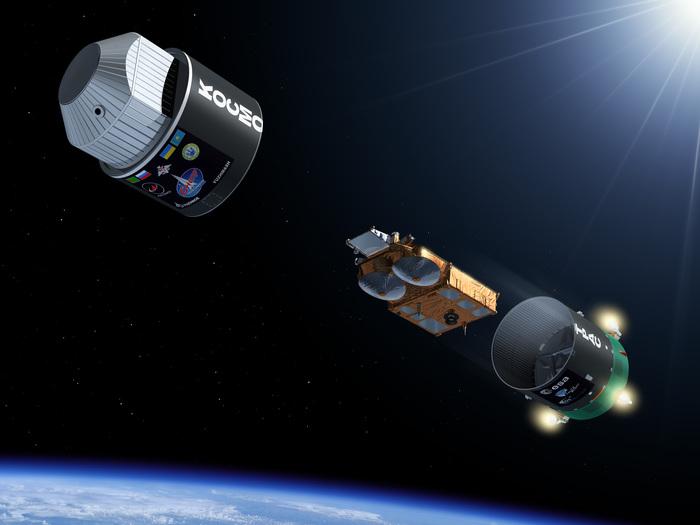 CryoSat-2 será llevado a órbita en un cohete Dnepr.