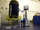 CryoSat-2 en el módulo 'Head Space'