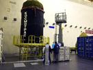 CryoSat-2 en el módulo 'Head Space'