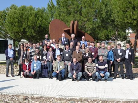 Expertos discuten en ESAC las nuevas herramientas para procesar la creciente avalancha de datos astronómicos.