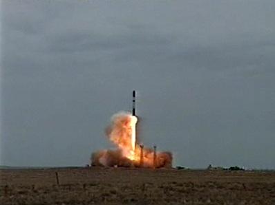 Lanzamiento de Cryosat-2.