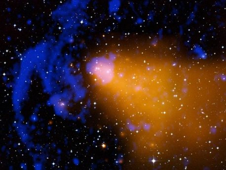 Two different teams have reported using Chandra observations of galaxy clusters to study the properties of gravity on cosmic scales and test Einstein's theory of General Relativity. Such studies are crucial for understanding the evolution of the universe, both in the past and the future, and for probing the nature of dark energy, one of the biggest mysteries in science.