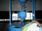 Der Zeiss-Planetariumsprojektor ZKP 2 im Planetarium Schwanden.