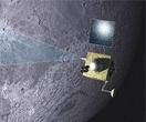 Indiens Mondsonde Chandrayaan-1 im Einsatz