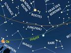 Der Sternenhimmel am 15. Mai um 22 Uhr MEZ