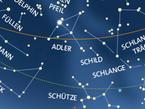 Der Sternenhimmel am 15. August um 22 Uhr MEZ