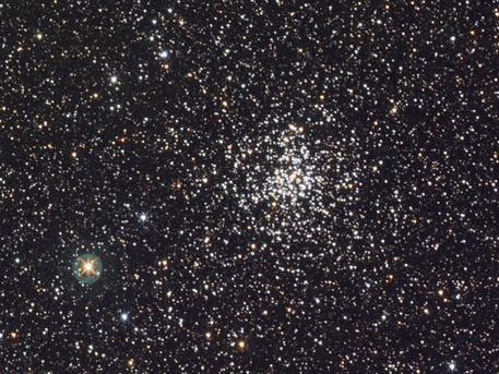 Der offene Sternhaufen M37
