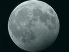 Eine Halbschattenfinsternis ist nicht so auffällig wie eine partielle Mondfinsternis.