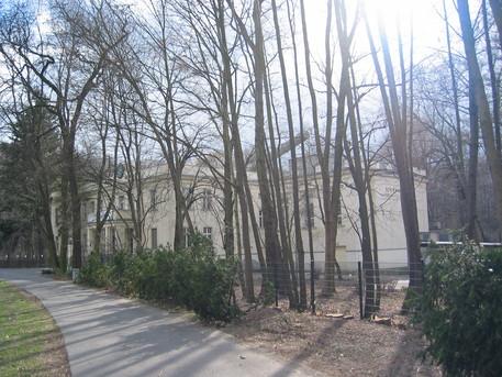 Die Archenhold-Sternwarte in Berlin-Treptow.