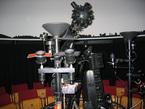 """Der Zeiss-Projektor ZKP 1 der Schulsternwarte """"Johannes Franz"""" in Bautzen."""