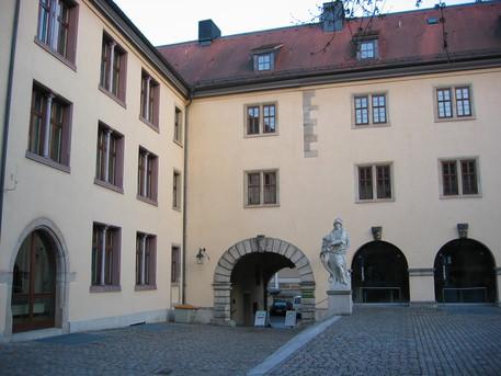 Das Vonderau-Museum in Fulda.
