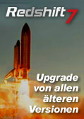 Upgrade auf Redshift 7 Premium