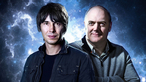 Professor Brian Cox and Dara O'brian