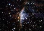 La region de formation d'étoiles Gum 19