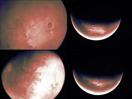 Ein Bild mit der VMC-Kamera, aufgenommen von Heike Le Roux, Kanada.