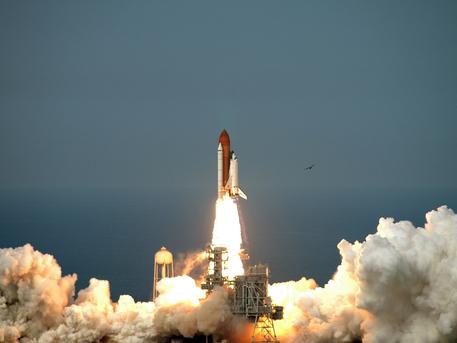 Das Space Shuttle Endeavour startete am Donnerstag, 15. Juli 2009, um 0.03 Uhr Mitteleuropäischer Sommerzeit zur Mission STS-127.