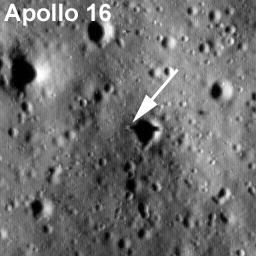 Mondmodule von Apollo 16, Orion