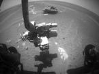 """Diese Nahaufnahme von """"Block Island"""" wurde am 28. Juli 2009, mit der Kamera von NASA´s Mars Exploration Rover Opportunity aufgenommen."""
