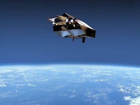 CryoSat medirá con precisión el espesor del hielo que flota sobre los océanos