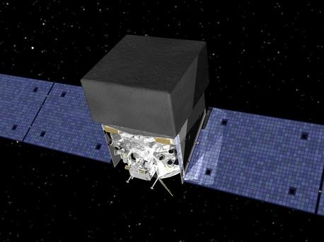 NASA's GLAST Satellit