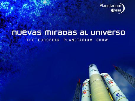 La ESA estrena en el Planetario de Pamplona un espectáculo de celebración de la astronomía.