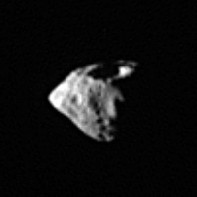 Asteroid Steins aus anderer Perspektive