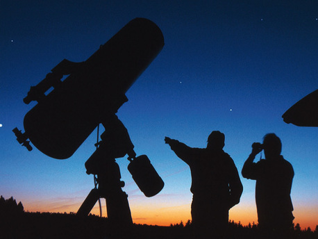 Astronomietag in Deutschland und der Schweiz: Schauen Sie doch mal in die Sterne!