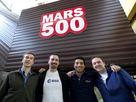 Candidatos europeos del Mars500.