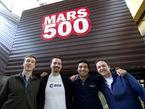 Mars500 European candidates.