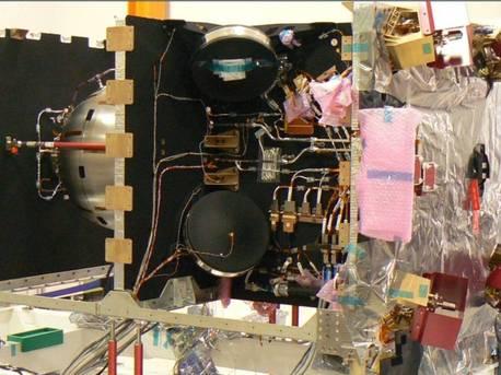 Plataforma del prototipo de vuelo para la fase IOV de Galileo.