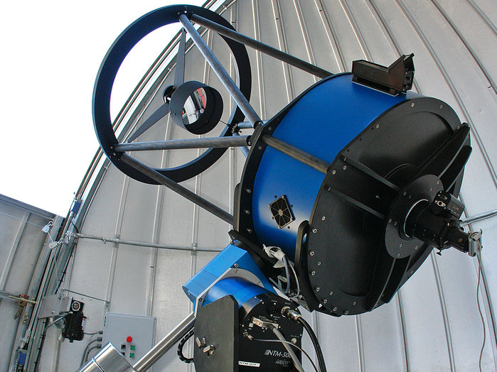 TRAPPIST en La Silla