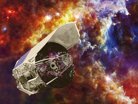Visión artística de Herschel