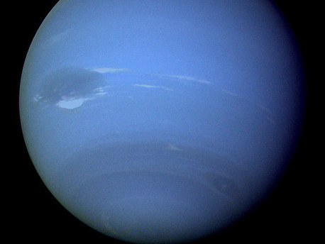 Two centuries ago a comet may have hit Neptune, the outer-most planet in our solar system.