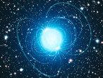 Impresión artística de el cúmulo estelar Westerlund 1