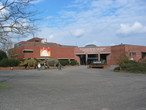 Das Westfälische Museum für Naturkunde mit Planetarium.