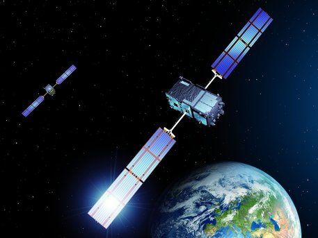 The first two of four Galileo In-Orbit Validation satellites are due for launch in August 2011